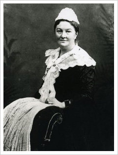 Mary Foley Doyle, Arthur's mother