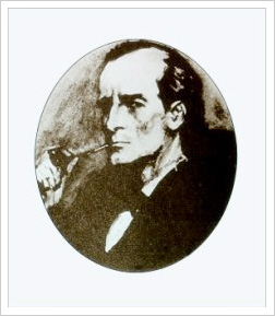 Portrait of Sherlock Holmes by Sidney Paget inspired by his younger brother