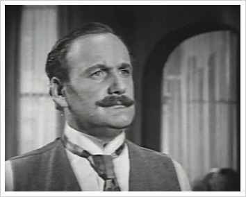 Marion Crawford as Dr. Watson in the 1954 Series