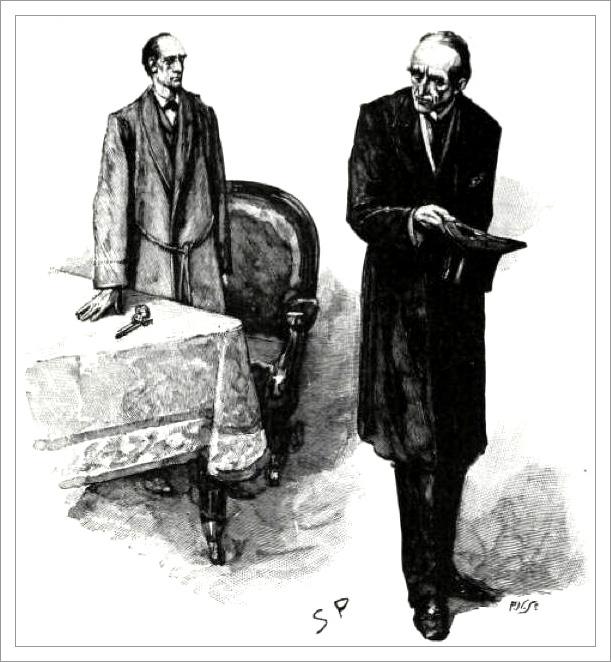 James Moriarty (Harris) | Baker Street Wiki | Fandom powered by Wikia
