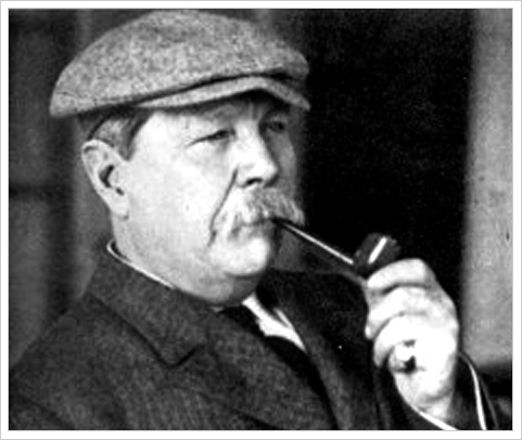 WELCOME TO THE OFFICIAL SITE OF SIR ARTHUR CONAN DOYLE